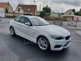 Photo d(une) BMW  (F22) COUPE 218D 150 M SPORT d'occasion sur Lacentrale.fr