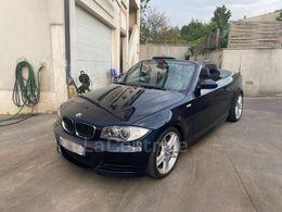 Photo d(une) BMW  (E88) CABRIOLET 135IA 306 SPORT DESIGN d'occasion sur Lacentrale.fr
