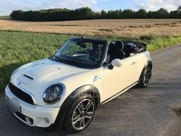 Photo d(une) MINI  II (2) CABRIOLET 2.0 SD 143 COOPER PACK RED HOT CHILI d'occasion sur Lacentrale.fr