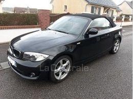 BMW SERIE 1 E88 CABRIOLET (E88) CABRIOLET 123D 204 LUXE