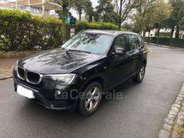 BMW X3 F25 25300€