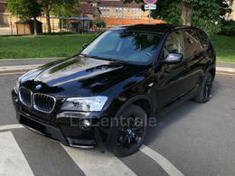 BMW X3 F25 24370€