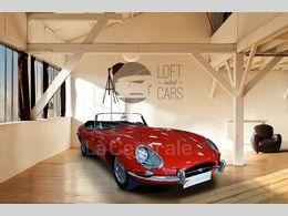 Photo jaguar type e 1964