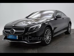 MERCEDES CLASSE S 7 COUPE vii coupe 500