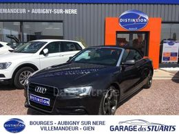 AUDI A5 CABRIOLET (2) cabriolet 2.0 tdi 177 ambition luxe