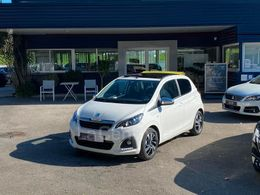 PEUGEOT 108 1.0 vti 72 top! collection 5p
