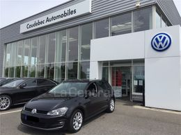 VOLKSWAGEN GOLF 7 vii 1.4 tsi 125 bluemotion technology carat dsg7 5p