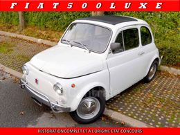 FIAT 500 luxe