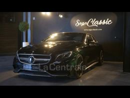 MERCEDES CLASSE S 7 CABRIOLET AMG vii cabriolet 63 amg 4matic