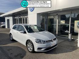 Photo volkswagen golf 2017