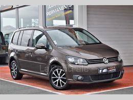 VOLKSWAGEN TOURAN 2 ii 1.6 tdi 105 fap bluemotion technology confortline