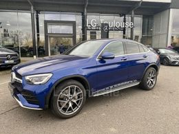 MERCEDES GLC COUPE (2) 300 amg line 4matic