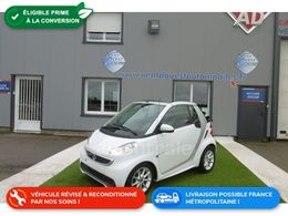 Photo d(une) SMART  II 2 CABRIO PASSION MHD 52 KW SOFTOUCH d'occasion sur Lacentrale.fr