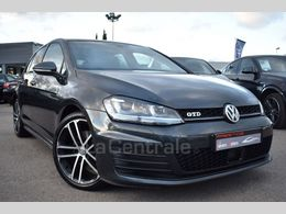 VOLKSWAGEN GOLF 7 vii 2.0 tdi 184 bluemotion technology gtd dsg6 3p
