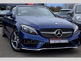 MERCEDES CLASSE C 4 CABRIOLET iv cabriolet 220 d fascination 4matic 9g-tronic