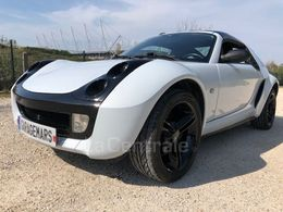 SMART ROADSTER cabriolet 75 kw brabus xclusive softouch