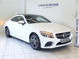 MERCEDES CLASSE C 4 COUPE iv (2) coupe 180 amg line 9g-tronic