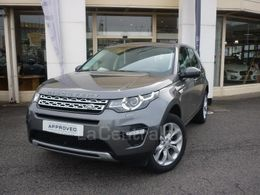 LAND ROVER DISCOVERY SPORT 2.0 td4 180 11cv hse 4wd