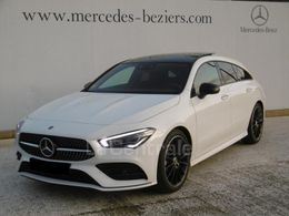 MERCEDES CLA 2 SHOOTING BRAKE ii shooting brake 180 d amg line