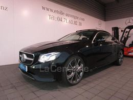 MERCEDES CLASSE E 5 COUPE v coupe 300 executive 9g-tronic