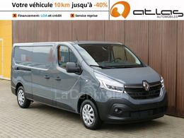 RENAULT iii fourgon grand confort l2h1 1200 dci 120 e6