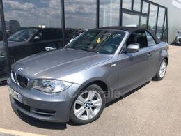 BMW SERIE 1 E88 CABRIOLET (e88) cabriolet 118d 143 luxe