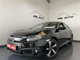 HONDA CIVIC 10 x 1.5 i-vtec 182 exclusive cvt 4p