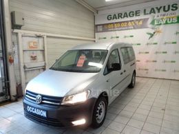 Photo volkswagen caddy 2017
