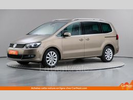 VOLKSWAGEN SHARAN 2 ii (2) 2.0 tdi 184 bluemotion technology carat dsg6
