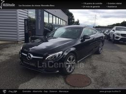 MERCEDES CLASSE C 4 COUPE iv coupe 220 d executive 4matic 9g-tronic