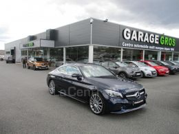 MERCEDES CLASSE C 4 COUPE iv (2) coupe 300 d 14cv amg line 4matic