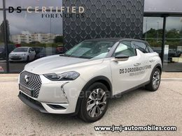 DS DS 3 CROSSBACK e-tense 50kwh grand chic automatique