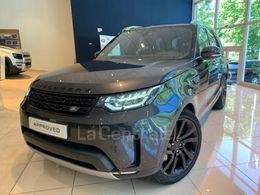 Photo land rover discovery 2017