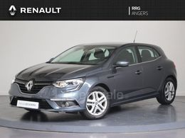 RENAULT MEGANE 4 iv 1.5 dci 95 blue business