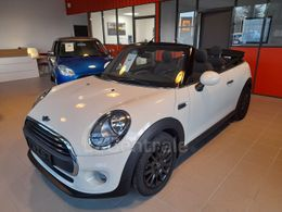 Photo d(une) MINI  II CABRIOLET 16 98 ONE d'occasion sur Lacentrale.fr