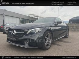 MERCEDES CLASSE C 4 COUPE iv (2) coupe 220 d amg line 4matic 9g-tronic