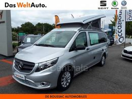 MERCEDES fourgon tole 116cdi long pro