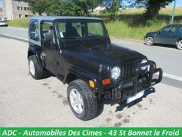 JEEP WRANGLER 2.5 top in top