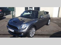 Photo d(une) MINI  II CABRIOLET 16 175 COOPER S PACK HOT SPICE d'occasion sur Lacentrale.fr