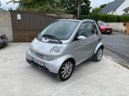 SMART FORTWO CABRIO cabriolet & pure 45 kw softip