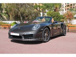 PORSCHE 911 TYPE 991 CABRIOLET TURBO (991) cabriolet 3.8 560 turbo s