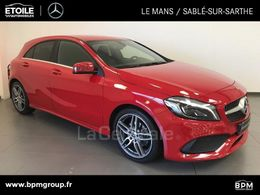 Photo mercedes classe a 2017