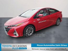 TOYOTA PRIUS 4 RECHARGEABLE iv (3) hybrid rechargeable solar