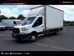 FORD fourgon chassis sc ambiente 350 l4j tdci 125 p
