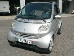 Photo d(une) SMART  CABRIOLET  PULSE 45 KW SOFTOUCH d'occasion sur Lacentrale.fr