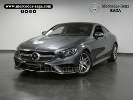 MERCEDES CLASSE S 7 COUPE vii coupe 500 4matic