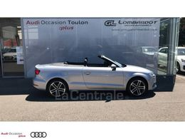AUDI A3 (3E GENERATION) CABRIOLET iii (2) cabriolet 1.5 tfsi 150 s tronic 7