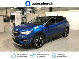 OPEL GRANDLAND X 12 TURBO 130 DESIGN LINE AUTOMATIQUE
