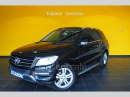 MERCEDES CLASSE M 3 iii 350 bluetec 4matic fascination 7g-tronic