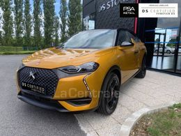 DS DS 3 CROSSBACK 1.2 puretech 130 performance line + automatique